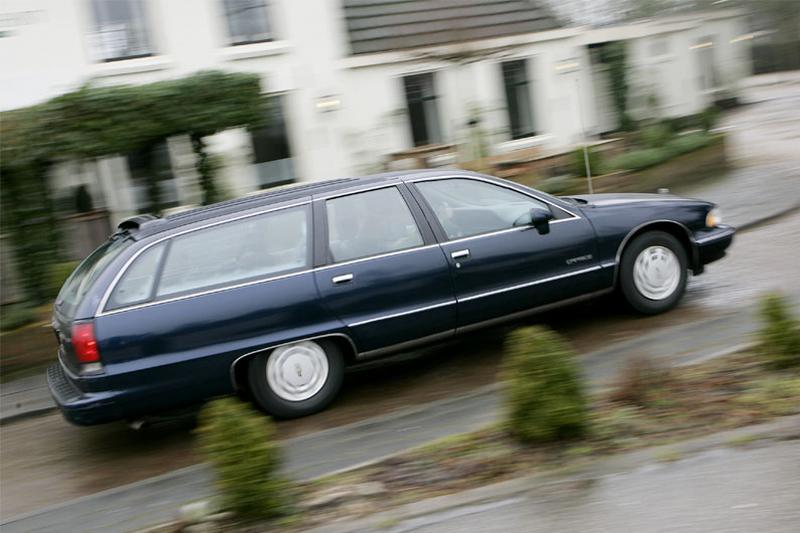 Chevrolet Caprice Classis Wagon – 1991