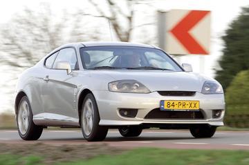 Hyundai Coupé 2.7i V6 StyleVersion (2005)
