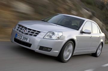 Prijzen Cadillac BLS