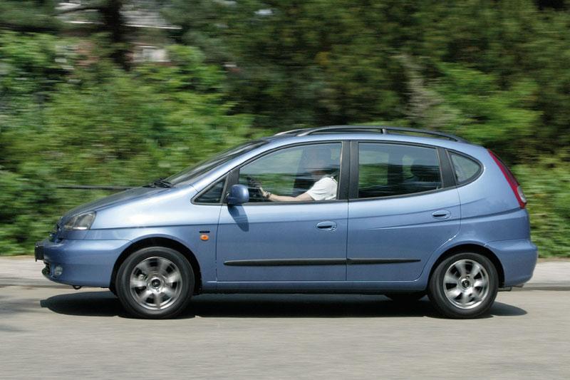 Daewoo Tacuma 1.6 Style (2004)