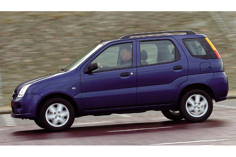 Suzuki Ignis 1.3 GLS (2004)