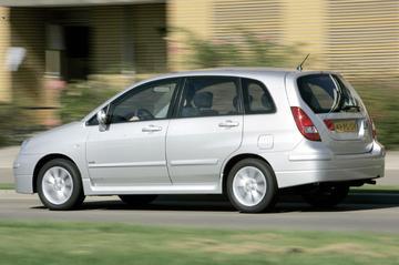 Suzuki Liana 1.4 Exclusive Diesel (2004)