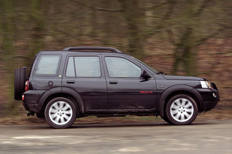 Land Rover Freelander Station Wagon 2.0 Td4 Sport (2004)