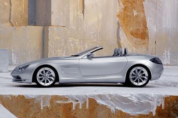 Op komst: Mercedes SLR roadster
