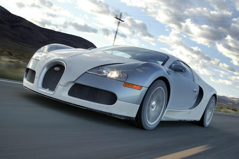 Bugatti peinst over toekomst na Veyron