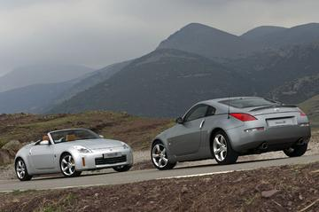 Nissan 350Z: voortaan 300 pk