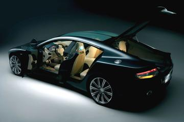 In detail: Aston Martin Rapide