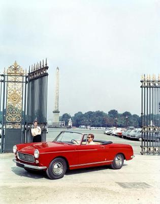 Peugeot 404 Berline