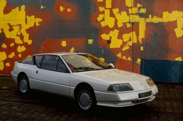 Renault Alpine V6 Turbo 1985