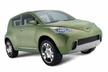 Toyota Urban Cruiser studie