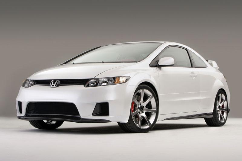 Honda Civic Si Sport Prototype: opmaat voor Type-R