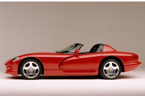 Dodge Viper RT/10 concept 1989