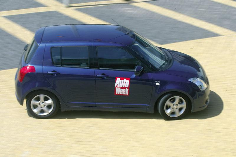 Suzuki Swift 1.5 Exclusive (2005)