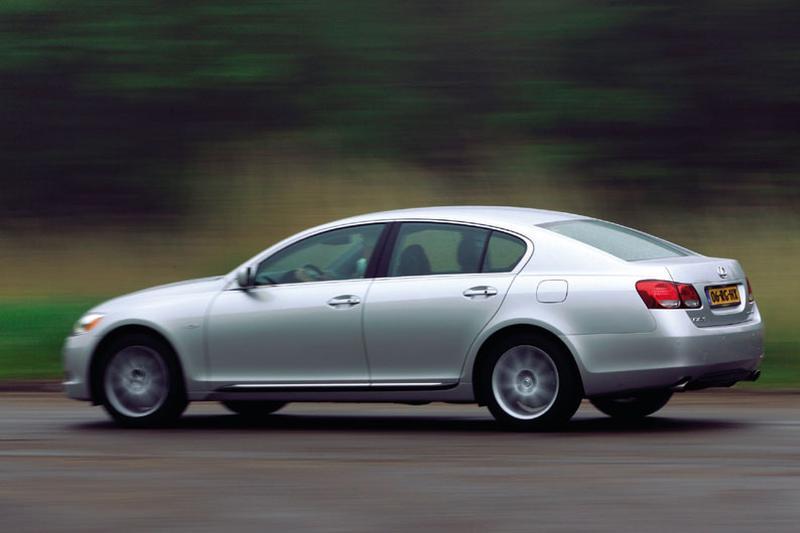 Lexus GS300 (2005)