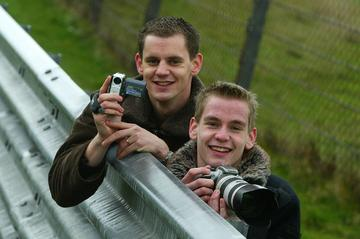 Spionagefotograaf