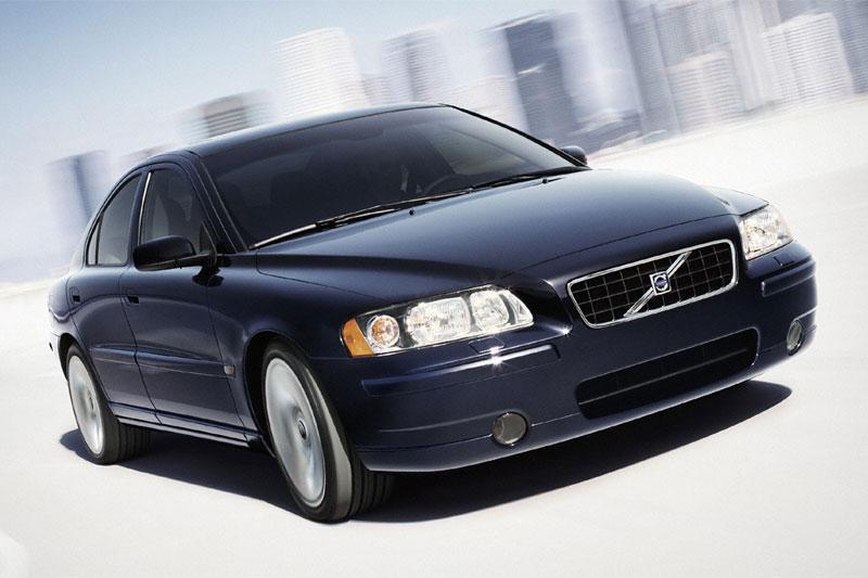 Nieuwe versies Volvo S60 en V70