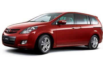 Nieuwe Mazda MPV in Tokio