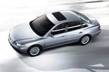 Gereden: Hyundai Grandeur