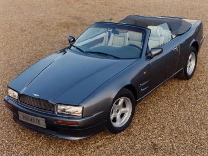 Aston Martin Virage Vantage