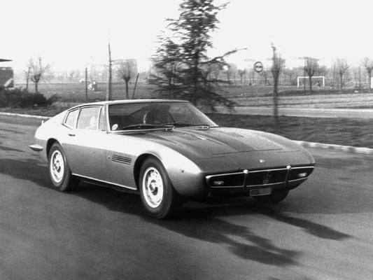 Maserati Ghibli - 1970