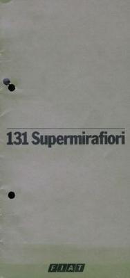Fiat Mirafiori Super