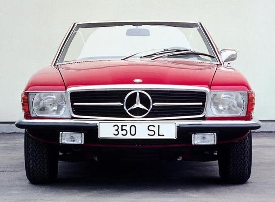 Mercedes-Benz 350 SL 1971