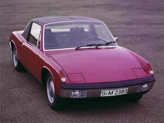 VW-Porsche 914/6