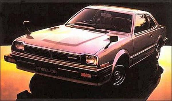 Honda Prelude 1979