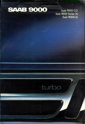 Saab 9000 Cd,turbo 16,i 16