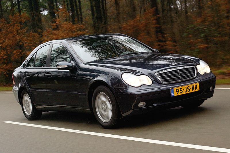 Mercedes-Benz C 180 Kompressor Classic Class (2003)