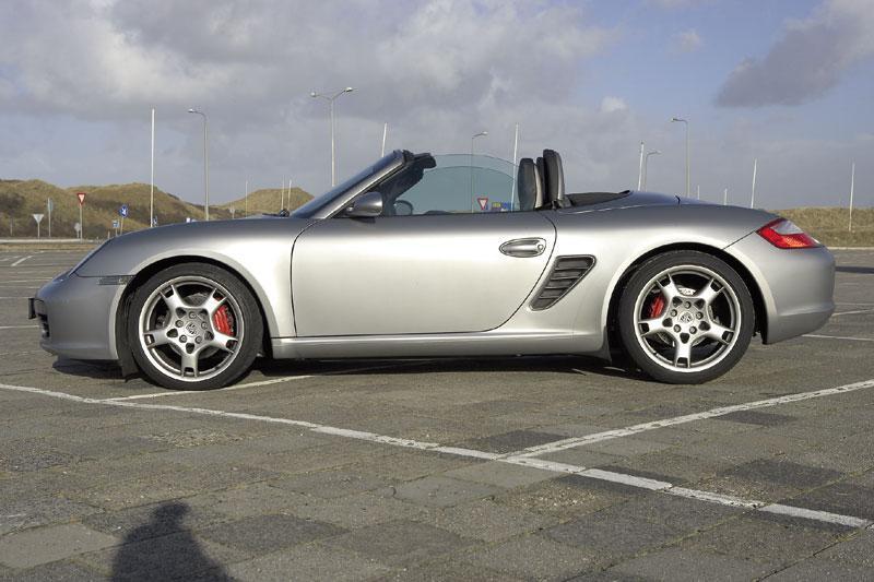 Porsche Boxster S (2005)