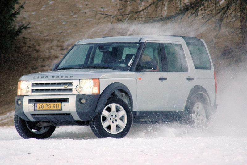 Land Rover Discovery 4.4 HSE (2005)