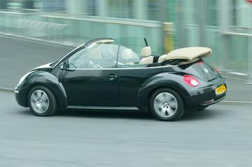 Volkswagen New Beetle Cabriolet 1.6 Highline