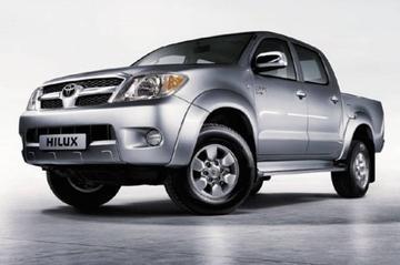 Nieuwe Toyota Hilux naar Europa