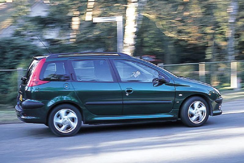 Peugeot 206 SW XS 1.6-16V (2003)