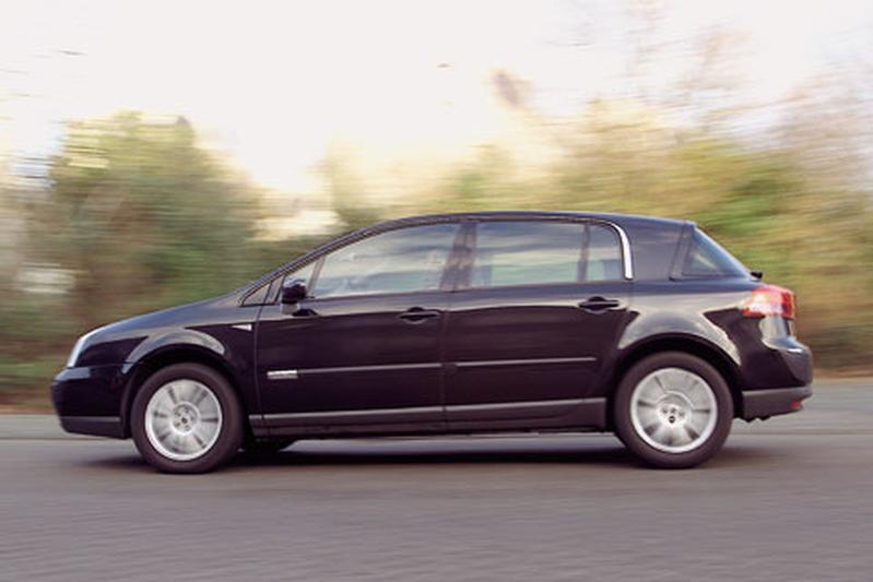 Renault Vel Satis 2.2 dCi 16V Privilège (2003)