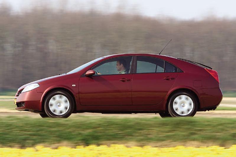 Nissan Primera 1.9 dCi Visia (2003)