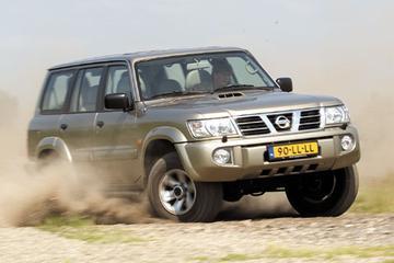 Nissan Patrol GR 3.0 Di Elegance (2003)