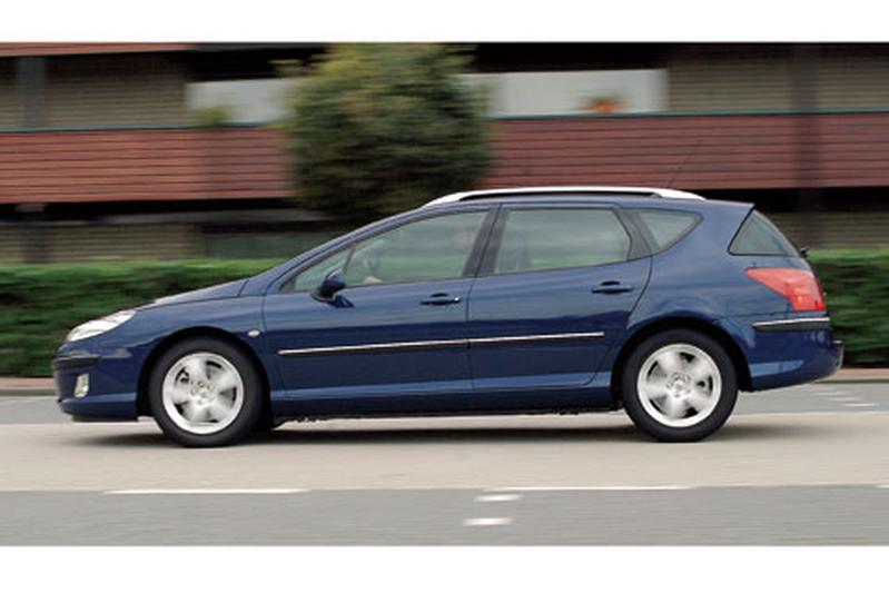 Peugeot 407 SW 2.2 XT (2005)