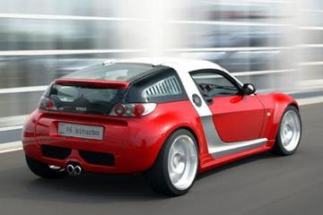Hoop voor Smart Roadster