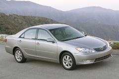 Toyota Camry hybride in 2007