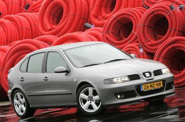 Seat Leon 1.4 16V – 2004