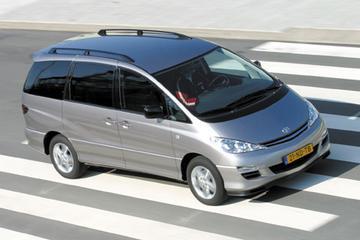 Toyota Previa 2.4 VVT-i Linea Sol (2003)