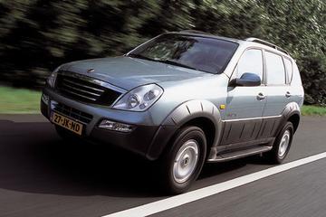 SsangYong Rexton RX 320 s (2003)