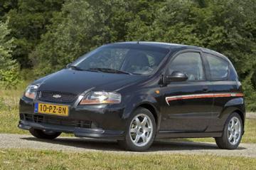 Sportieve actie van Chevrolet