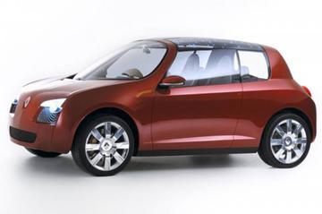 Renault voor drie