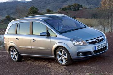 De nieuwe Opel Zafira