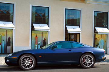 Speciale Jaguar XK én opvolger op Autosalon