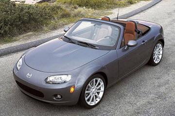 Dít is de nieuwe Mazda MX-5