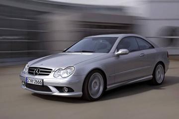 Nieuw AMG-pakket voor Mercedes CLK